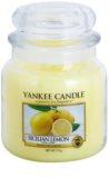 Yankee Candle Sicilian Lemon vonná svíčka 411 g Classic střední