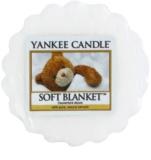 Yankee Candle Soft Blanket wosk zapachowy 22 g