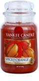 Yankee Candle Spiced Orange vonná svíčka 623 g Classic velká