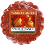 Yankee Candle Spiced Orange vosk do aromalampy 22 g