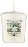 Yankee Candle Sparkling Snow votivna sveča 49 g