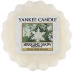 Yankee Candle Sparkling Snow восък за арома-лампа  22 гр.