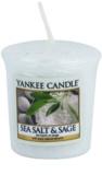 Yankee Candle Sea Salt & Sage Votivkerze 49 g