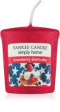 Yankee Candle Strawberry Shortcake bougie votive 49 g
