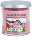 Yankee Candle Summer Scoop illatos gyertya  198 g Décor kicsi