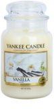 Yankee Candle Vanilla vonná sviečka 623 g Classic veľká