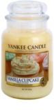 Yankee Candle Vanilla Cupcake dišeča sveča  623 g Classic velika
