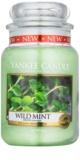 Yankee Candle Wild Mint vonná svíčka 623 g Classic velká