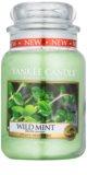 Yankee Candle Wild Mint ароматна свещ  623 гр. Classic голяма