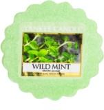 Yankee Candle Wild Mint Wachs für Aromalampen 22 g