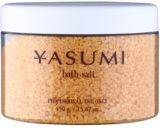 Yasumi Gold Sensation sól do kąpieli z aromatem szampana