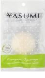 Yasumi Konjak Pure esponja macia de limpeza para pele sensível e irritada