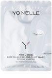 Yonelle Trifusíon intenzíven nyugtató és bőrélénkítő arcmaszk