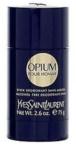 Yves Saint Laurent Opium pour Homme Deodorant Stick for Men 75 ml
