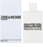 Zadig & Voltaire This Is Her! Bodylotion  voor Vrouwen  200 ml