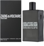 Zadig & Voltaire This Is Him! Eau de Toilette para homens 100 ml