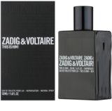 Zadig & Voltaire This Is Him! Eau de Toilette para homens 50 ml