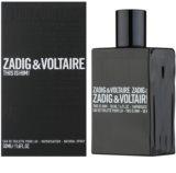 Zadig & Voltaire This Is Him! eau de toilette férfiaknak 50 ml