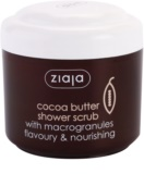 Ziaja Cocoa Butter Exfoliating Shower Gel