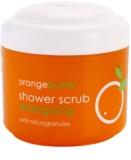 Ziaja Orange Butter Exfoliating Shower Gel