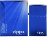 Zippo Fragrances Into The Blue Eau de Toilette for Men 100 ml Refillable