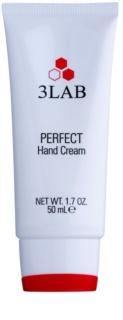 3Lab Body Care crema pentru catifelarea, netezirea și hidratarea mâinilor crăpate