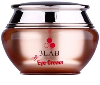 3Lab Ginseng Collection vlažilna krema za predel okoli oči s pravim ginsengom