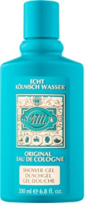 4711 Original gel de duche unissexo 200 ml