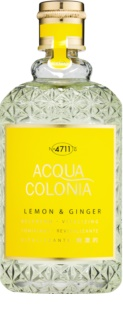 4711 Acqua Colonia Lemon & Ginger agua de colonia unisex 170 ml