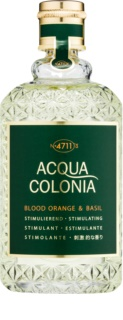 4711 Acqua Colonia Blood Orange & Basil eau de cologne unissexo 170 ml