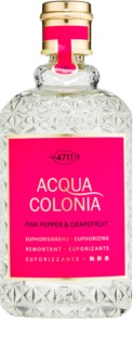 4711 Acqua Colonia Pink Pepper & Grapefruit kolínská voda unisex 170 ml