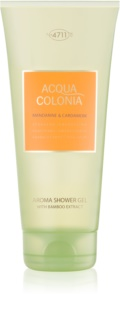4711 Acqua Colonia Mandarine & Cardamom Shower Gel unisex 200 ml