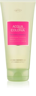 4711 Acqua Colonia Pink Pepper & Grapefruit gel de ducha unisex 200 ml