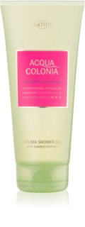 4711 Acqua Colonia Pink Pepper & Grapefruit gel de duche unissexo 200 ml