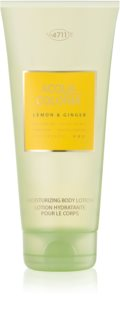 4711 Acqua Colonia Lemon & Ginger latte corpo unisex 200 ml