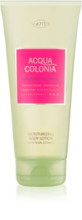 4711 Acqua Colonia Pink Pepper & Grapefruit leite corporal unissexo 200 ml