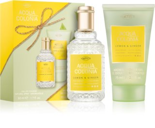 4711 Acqua Colonia Lemon & Ginger Gift Set  II.