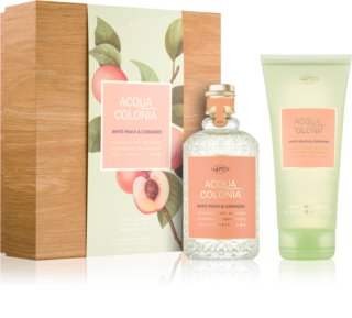 4711 Acqua Colonia White Peach & Coriander lote de regalo I.