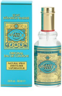 4711 Original agua de colonia unisex 60 ml recargable