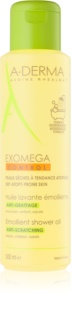 A-Derma Exomega óleo de duche emoliente for dry to sensitive skin