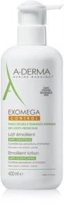A-Derma Exomega zvláčňující tělové mléko pro velmi suchou citlivou a atopickou pokožku