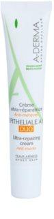 A-Derma Epitheliale A.H. Duo ультра-відновлюючий крем для шкіри з рубцями для обличчя та тіла