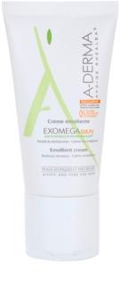 A-Derma Exomega крем для дуже сухої та чутливої, атопічної шкіри