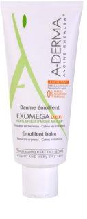 A-Derma Exomega telový balzam pre veľmi suchú citlivú a atopickú pokožku
