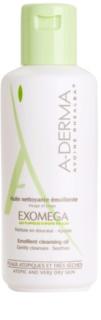 A-Derma Exomega huile de douche pour peaux très sèches et atopiques