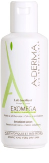 A-Derma Exomega Body Milk For Very Dry Sensitive And Atopic Skin