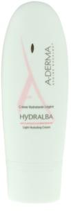 A-Derma Hydralba hidratáló krém normál és kombinált bőrre