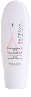 A-Derma Hydralba Hydrating Cream For Dry Skin SPF 20
