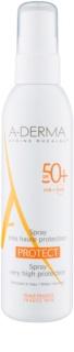 A-Derma Protect  schützende Lotion im Spray SPF 50+