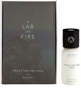 A Lab on Fire Sweet Dream 2003 одеколон унисекс 2 мл. мостра